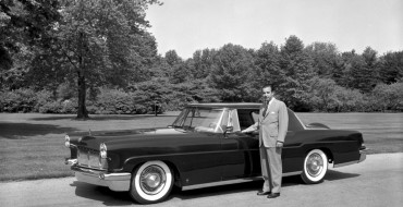 The Intertwined Legacies of William Clay Ford and the Continental Mark II