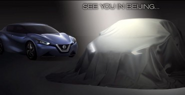 Nissan New Sedan Concept Scheduled for Auto China 2014 Reveal