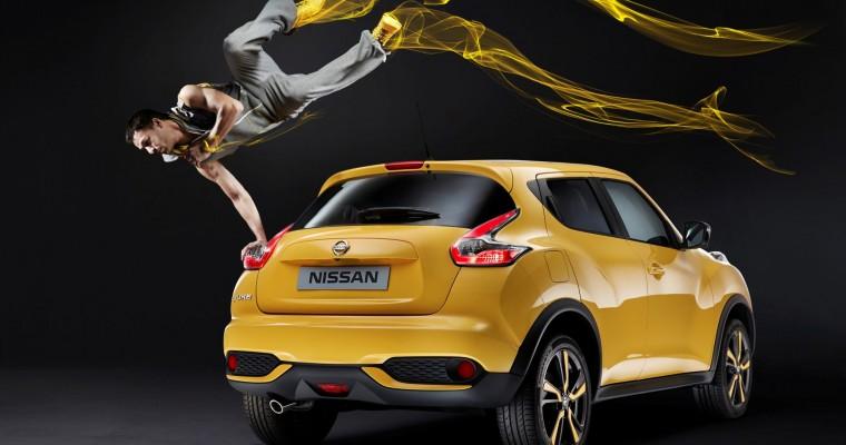 2015 Nissan JUKE Unveiled at 2014 Geneva Motor Show