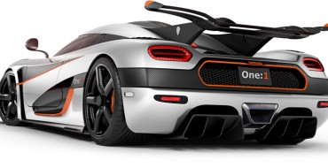 The Koenigsegg One:1 is a Sexual Tyrannosaurus