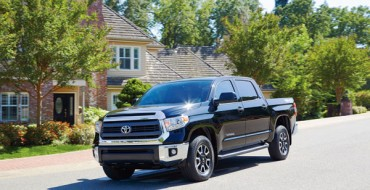 Toyota Tundra Recall Affects 16,200 2013-14 Trucks