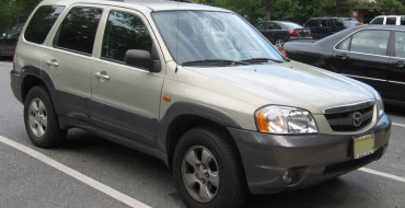 2001-2004 Mazda Tribute Recalled For Corrosion Issue