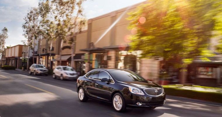 2013 Buick Verano Overview