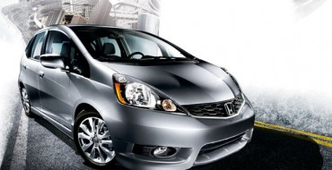 2013 Honda Fit EV Overview