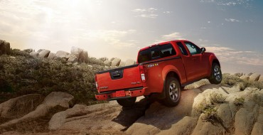 2013 Nissan Frontier Overview