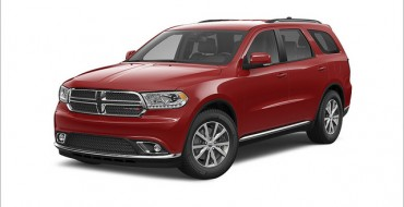 870,000 Chrysler Group SUVs Recalled For Potential Brake Issues