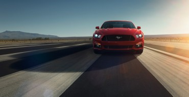 Sign the Ford Mustang Birthday Card