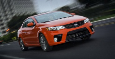 """Vincentric Names 2014 Veloster, Forte Koup """"Best Value in America"""" Winners"""