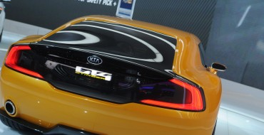 Kia Earns Two International Design Excellence Awards