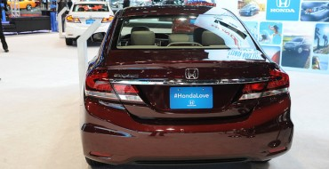 March Honda Sales Show Company Growth