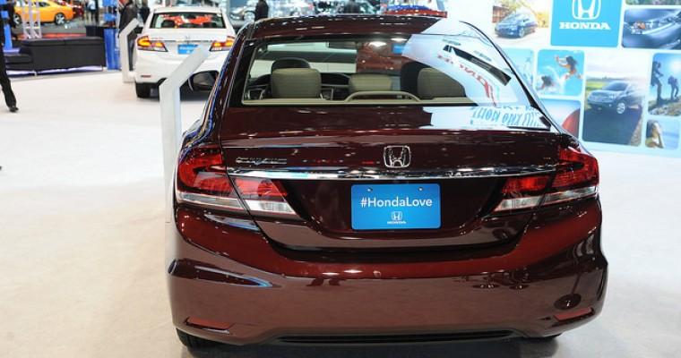 March Honda Sales Show Company Growth