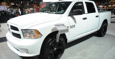 Enter the Ram 1500 Victory Lap Sweepstakes