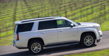 2015 GMC Yukon Overview