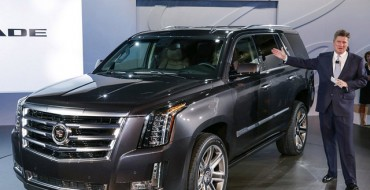 Cadillac's April Retail Sales Climb 12 Percent