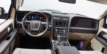 2015 Lincoln Navigator's Interior Introduces Exotic Ziricote Wood