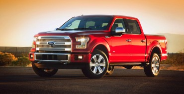 Ford Torture-Tested the 2015 F-150 Like it Was Making a 'Saw' Movie