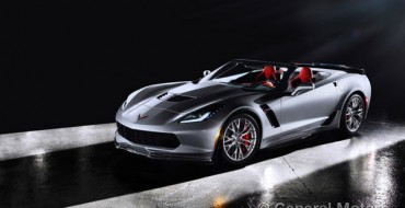 First Production Corvette Z06 Convertible Sold for $800,000