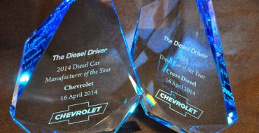 Diesel Car of the Year Goes to Chevy Cruze