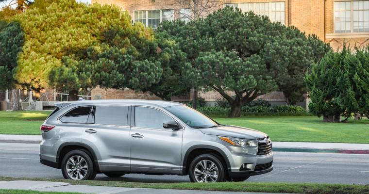 Edmunds Calls Several Toyotas Top Rated