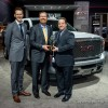 Three NYIAS Awards For GMC Honor Brand Image, Excitement, and Popularity