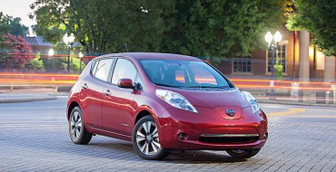 Nissan Notches Perfect CEI Score for Second Straight Year