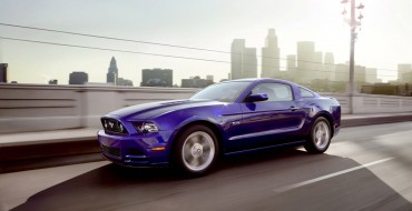 2013 Ford Mustang Overview