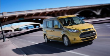 2014 Ford Transit Connect Wagon: The #unminivan
