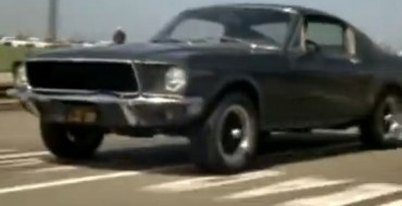 Mustang of the Day: 'Bullitt' 1968 390 V8 Ford Mustang GT Fastback