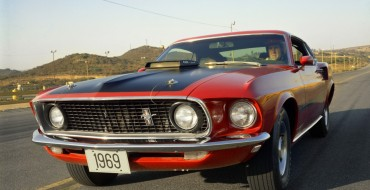 Mustang of the Day: 1969 Ford Mustang Mach 1