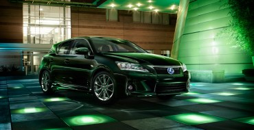 2014 Lexus CT Hybrid Overview