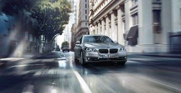 2013 BMW 5 Series Overview