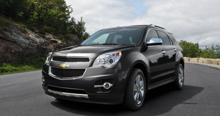 2013 Chevy Equinox Overview