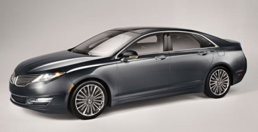 2013 Lincoln MKZ Hybrid Overview