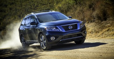2013 Nissan Pathfinder Overview
