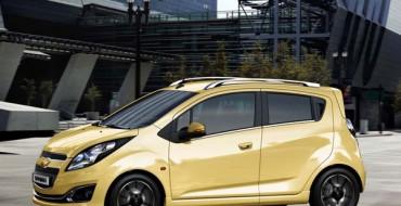 2013 Chevrolet Spark EV Overview
