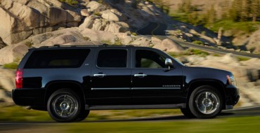 2013 Chevrolet Suburban Overview