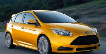 2013 Ford Focus ST Overview