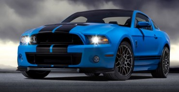 2013 Ford Mustang Shelby GT500 Overview