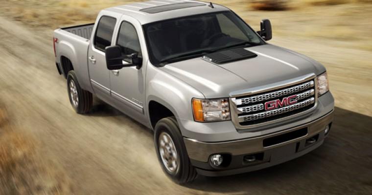 Study: GMC Sierra, Chevy Silverado Maintain High Resale Value