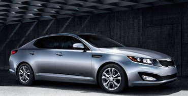 2013 Kia Optima Overview