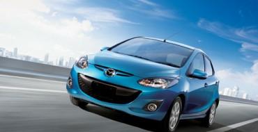 2013 Mazda3 4-Door Overview