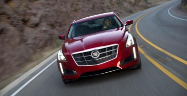 Cadillac Wins Edmunds Awards with CTS Vsport, Escalade
