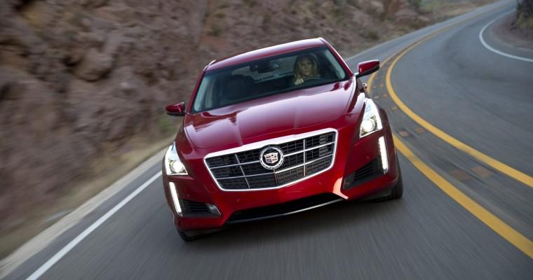 Cadillac Wins Edmunds Awards with CTS Vsport, Escalade