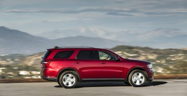 Five Chrysler Group Vehicles Earn Edmunds Awards at NYIAS