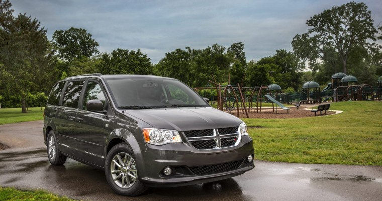 Recall Alert: FCA Recalls Nearly 297,000 Dodge Grand Caravans for Inadvertent Airbag Deployment