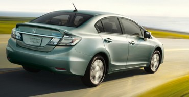 2014 Honda Civic Hybrid Overview