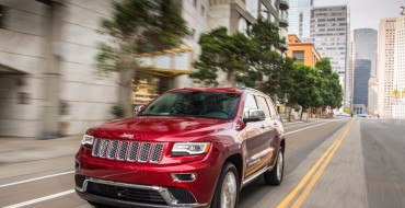 "2014 Jeep Grand Cherokee EcoDiesel is the ""Official Winter Vehicle of New England"""