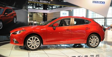 March Mazda Sales Mark Best March Since 2007
