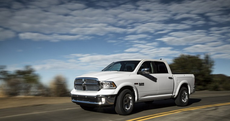 Ram Is Only Brand to Adopt SAE J2807 Towing Standards on All Pickups