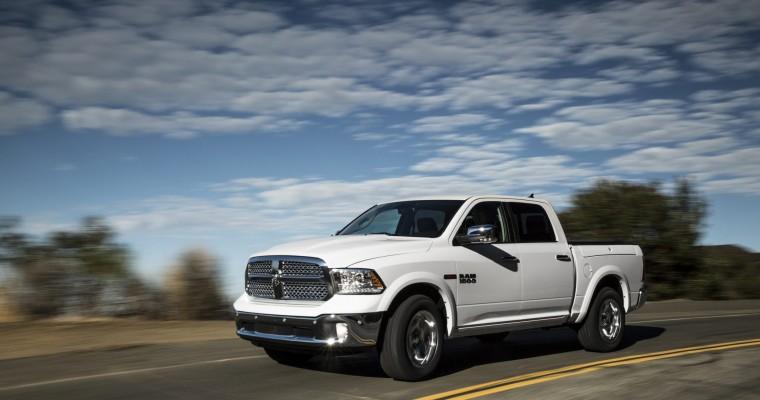 2017 Ram Pickup May Get Aluminum Treatment